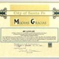 米サンタフェ市が12月17日を「脳教育都市の日」に制定~李承憲氏の脳教育を普及へ