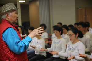 2015.11 ニュージーランド瞑想