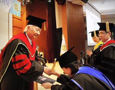 2016.02.29 国際脳教育総合大学院大学2015年度卒業式