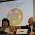 国連本部で「貧困撲滅と福祉のための脳教育」カンファレンス開催!