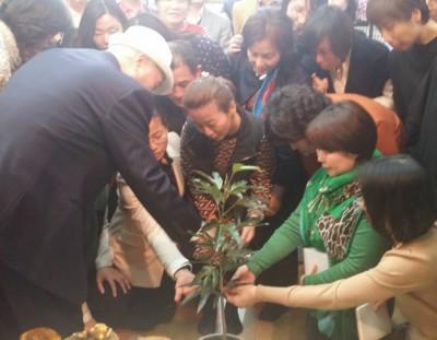 2016.03.20 地球経営学科の授業