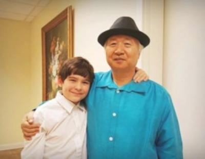 ワシントンD.C.で出会ったギャビーという11歳の男の子