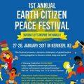 第1回地球市民ピースフェスティバル