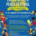 第1回地球市民ピースフェスティバル開催 in ニュージーランド