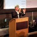 李承憲IBERA会長、ニューヨークのコロンビア大学にて講演