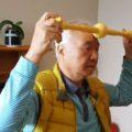 頭や首が重いときのマッサージ